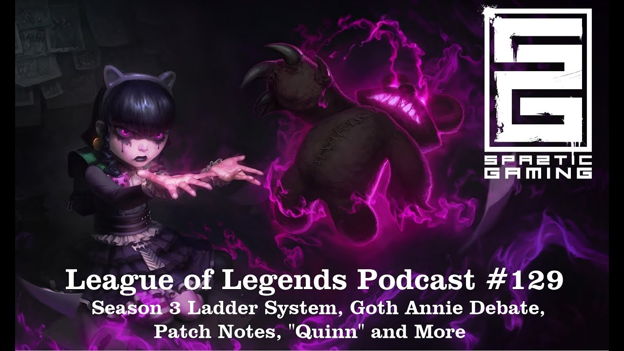 League Of Legends Season 3 Ranking System Explained