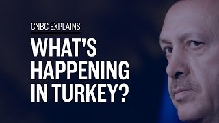 What's happening in Turkey?   CNBC Explains