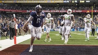 GREATEST Comeback in CFB HISTORY 💯 2016 Alamo Bowl || A Game to Remember