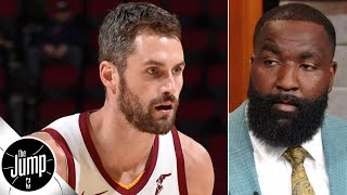 Cavaliers are trying figure out who they are – Kendrick Perkins   The Jump