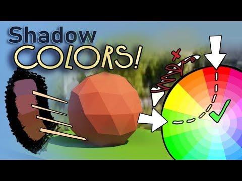 Understanding Shadow Colors (Ambient Light Part 2)