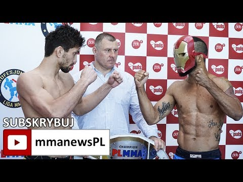 """Marian Ziółkowski przed PLMMA 73: """"Wygrałem z Popkiem na basenie."""""""