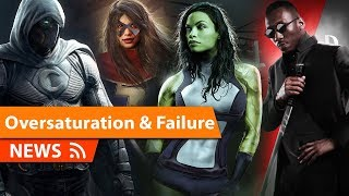 IS the MCU Heading Towards Oversaturation and Failure