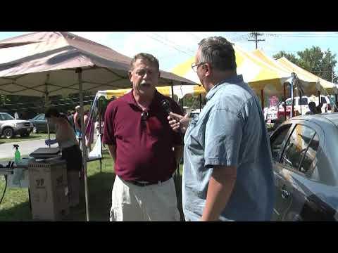 Champlain Village Fest 8-20-11