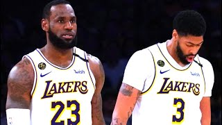 The Lakers Are In SERIOUS TROUBLE!!!
