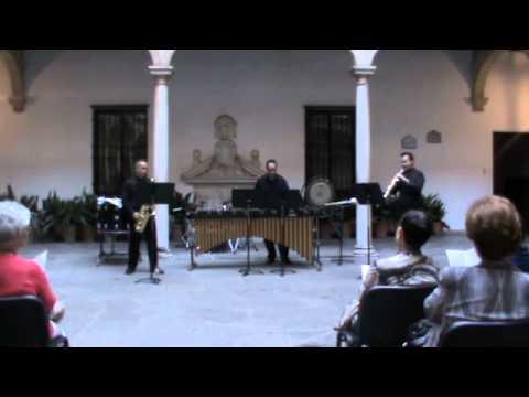 Canción y Danza nº 6 (F. Monpou)- Brillance trio