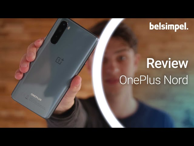 Belsimpel-productvideo voor de OnePlus Nord 128GB Grey