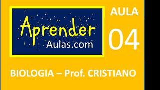 BIOLOGIA - AULA 4 - PARTE 5 - CITOLOGIA: ÁCIDOS NUCLEICOS. DUPLICAÇÃO DO DNA