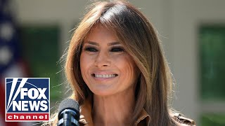 Melania Trump recovering after kidney procedure