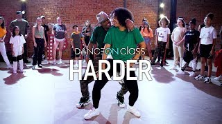 Jax Jones, Bebe Rexha - Harder | Ashley Liai Wright & Phil Wright Choreography | DanceOn Class