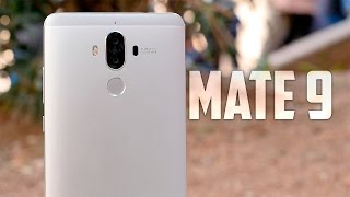 Video Huawei Mate 9 Space Gray gwiCslJ7cqA