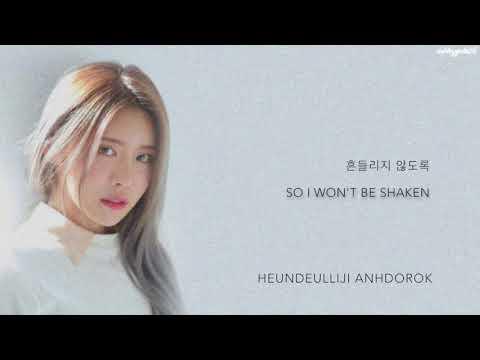 SURAN (수란) - 'I'll Be Fine (뒷모습)' (Hwayugi / A Korean Odyssey OST, Part 4) [Han Rom Eng lyrics]