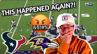 Houston Texans vs Baltimore Ravens Initial Thoughts NFL 2020 Week Two Deshaun Watson v Lamar Jackson