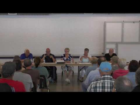 Adult Rec Center & Indoor Pool Closure Meeting