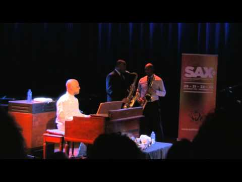 James Carter & Branford Marsalis SAX14 Amsterdam
