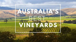 Australia's Best Vineyards