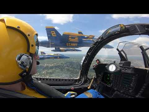 The U.S. Navy Flight Demonstration Squadron