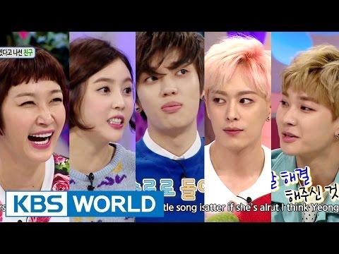 Hello Counselor - Byeon Jeongsu, Kim Saeun, Niel, Donghyun & Jeongmin (2015.03.30)