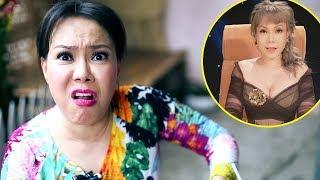 Nghệ sĩ hài Việt Hương bất ngờ bị dân mạng NÉM ĐÁ DỮ DỘI khi có hành động này đây....
