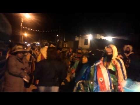Banda show filarmonica llipa en HUAYRAN Santo Toribio 2015