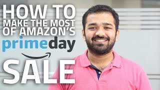 Amazon Prime Day Sale   How to Get the Best Deals - Tips and Tricks