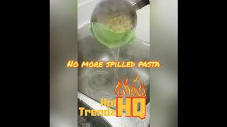 Hot Trendz HQ Silicone Clip On Pot Strainer