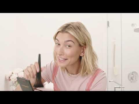 5 Minute Face: Hailey Baldwin's Makeup Routine