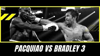 PACQUIAO vs BRADLEY 3 | April 9, 2016