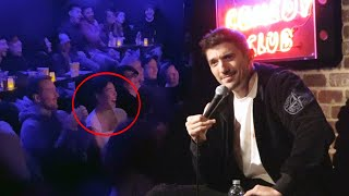 Asian Animal Rights Activist Wasn't Ready... | Andrew Schulz | Stand Up Comedy