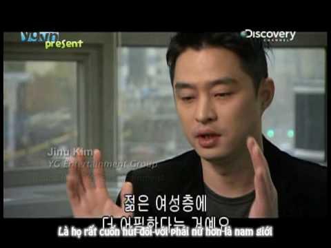 [Vietsub][YGVN]Discovery Channel - 2NE1 and Jinu cut