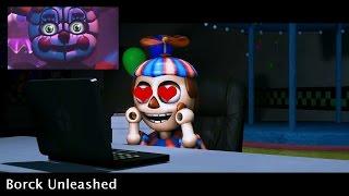 SFM| Balloon Boy Reacts to Sister Location Trailer| HD