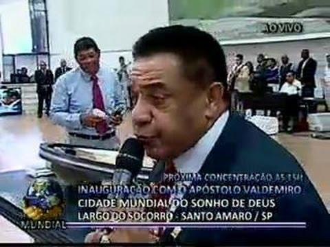 Baixar Agnaldo Timóteo e Apóstolo Valdemiro - Noites Traiçoeiras (01.06.2014 8h)