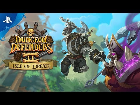Dungeon Defenders II Trailer