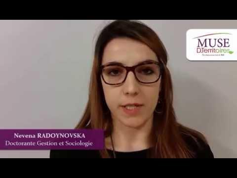 Nevena RADOYNOVSKA, doctorante Gestion et Sociologie