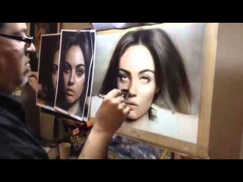 Power Portraits Workshop (Reel) - Las Vegas, Oct. 6 - 9, 2015