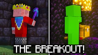 How Technoblade will Break Dream out of Prison on the Dream SMP