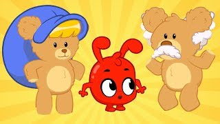Teddy Bears Everywhere! | Morphle and Friends | Cartoons for Kids| My Magic Pet Morphle