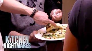 Restaurant Struggles Cooking Frozen Food | Kitchen Nightmares