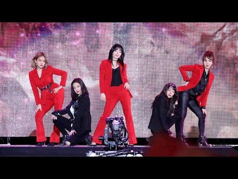레드벨벳(Red Velvet) 배드보이 + 빨간 맛 (Bad Boy + Red Flavor )