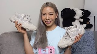 YEEZY 500 BLUSH | SIZING, REVIEW & ON FEET