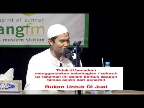 Menjemput Warisan - Ust Abu Usamah