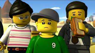 LEGO Ninjago - Season 1 Episode 12 - The Rise of the Great Devourer