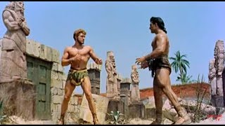 HERCULES against SAMSON - Fight