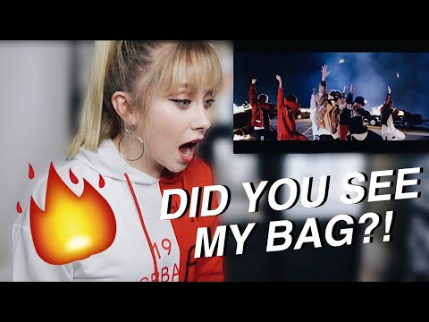 BTS - Mic Drop (Steve Aoki Remix) M/V Reaction