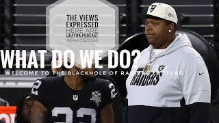 """#Raiders The Trent Brown Saga.... Cut/Restructure/Trade The """"Lebron"""" Of Right Tackles🙄🤔🏴☠️"""