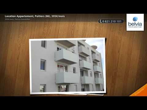 Location Appartement, Poitiers (86), 395€/mois