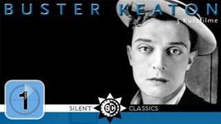 Buster Keaton Vol. 1 – Silent Comedy Classics