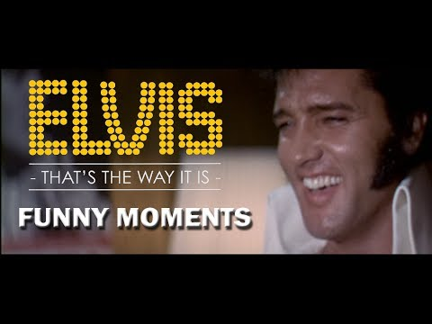 Elvis Presley - Funny Moments (1970) HD