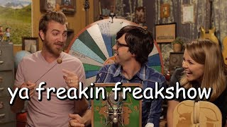 rhett and link making fun of each other for 8 minutes straight