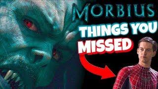 5 BIG Things You Missed In Morbius Trailer